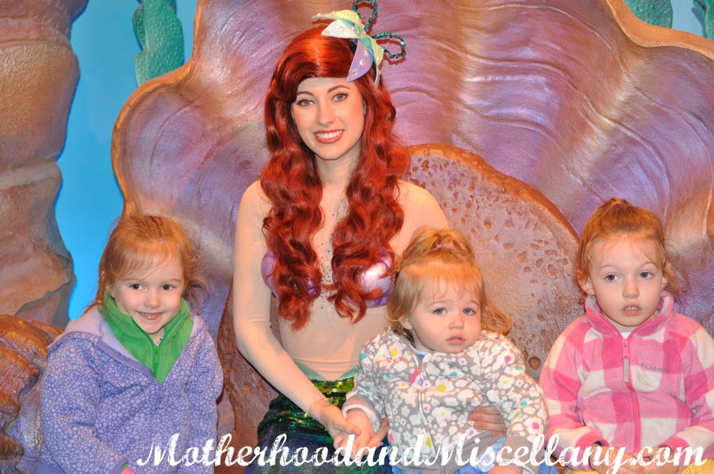 Girls and Ariel 2