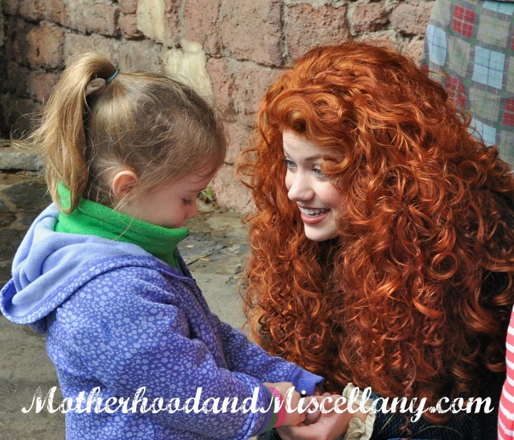 Miss and Merida